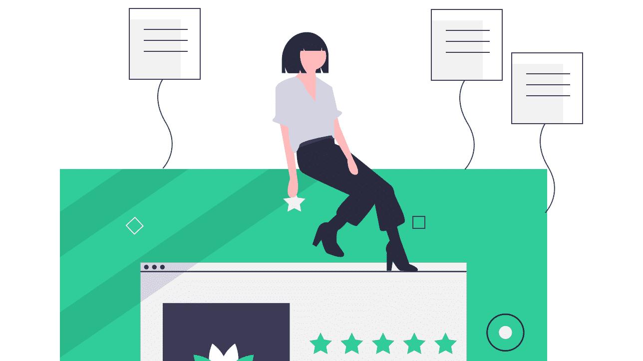 Få feedback på projektet