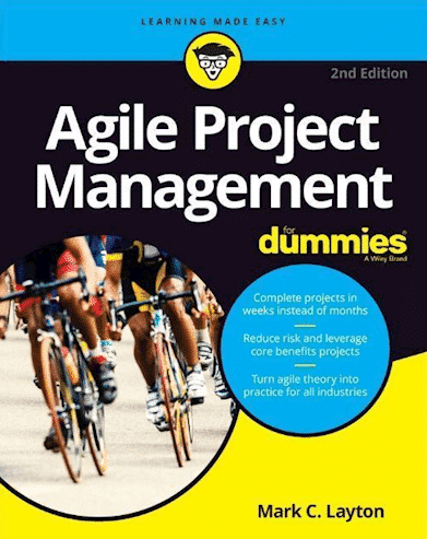 Anbefaling af Agile project management for dummies
