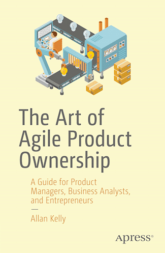 Anbefaling af The art of Agile Product Ownership