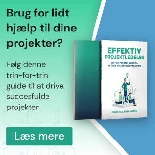 Effektiv projektledelse - Trin-for-trin guide